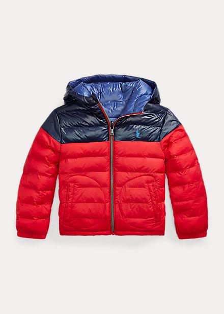 Polo Ralph Lauren Reversible Water Repellent Jacket