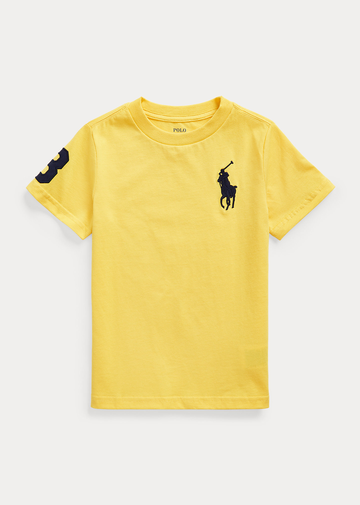 Polo Ralph Lauren Big Pony Cotton Jersey Tee