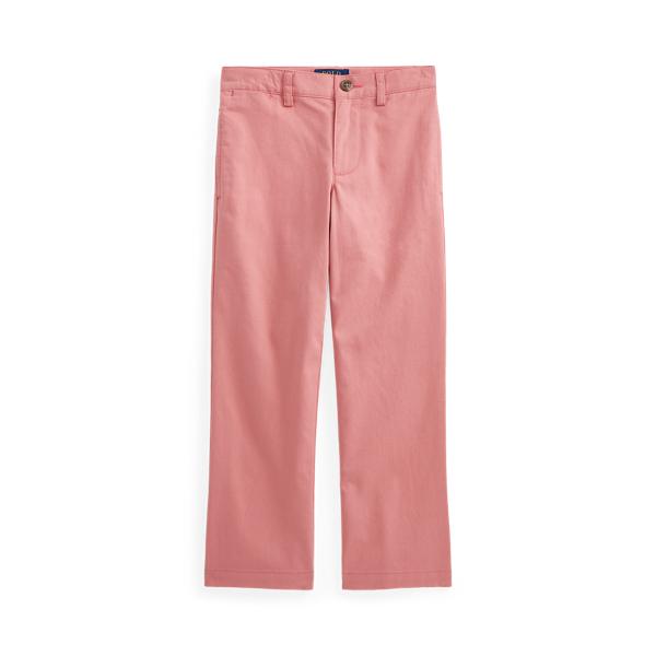폴로 랄프로렌 남아용 팬츠 Polo Ralph Lauren Slim Fit Stretch Twill Pant,Desert Rose