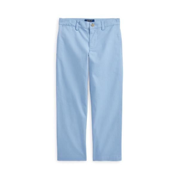 폴로 랄프로렌 남아용 팬츠 Polo Ralph Lauren Slim Fit Stretch Twill Pant,Chambray Blue