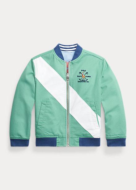 Polo Ralph Lauren Reversible Stretch Chino Jacket