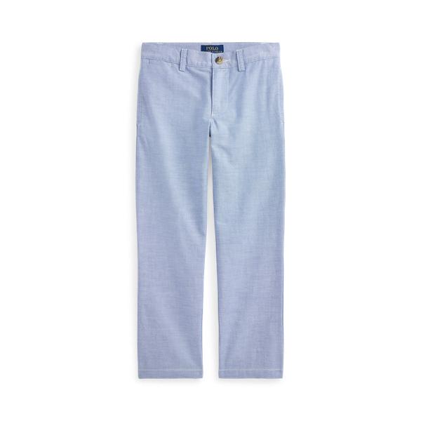 폴로 랄프로렌 남아용 팬츠 Polo Ralph Lauren Skinny Fit Stretch Oxford Pant,Bsr Blue