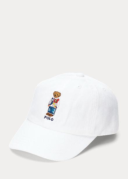 Polo Ralph Lauren Polo Bear Oxford Ball Cap