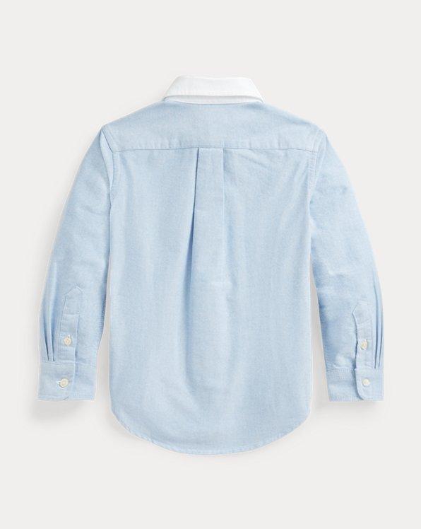 Polo Bear Cotton Oxford Shirt