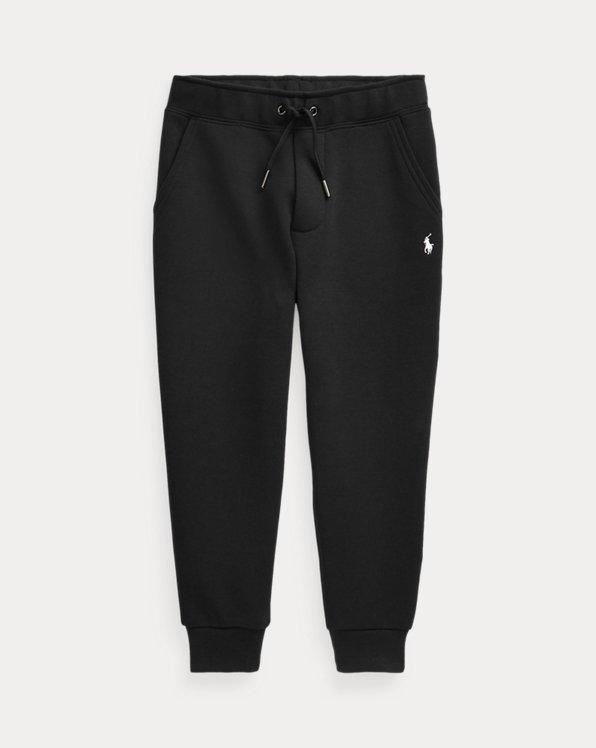 폴로 랄프로렌 남아용 조거 팬츠 Polo Ralph Lauren Double-Knit Jogger Pant,Polo Black