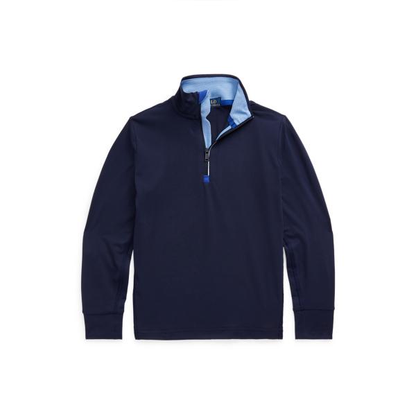 폴로 랄프로렌 Polo Ralph Lauren Golf Performance Jersey Pullover,French Navy