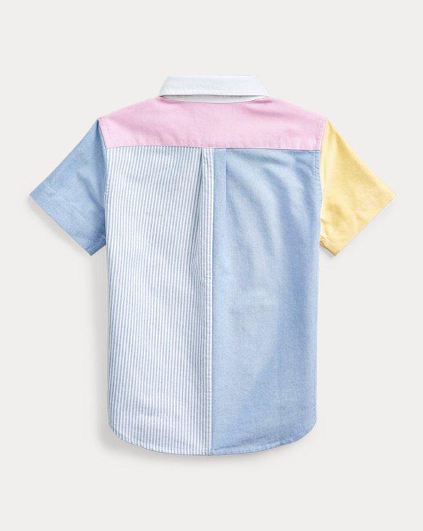 Striped Cotton Oxford Fun Shirt