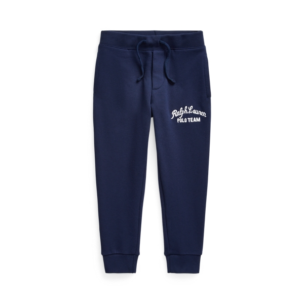 폴로 랄프로렌 남아용 조거팬츠 Polo Ralph Lauren Polo Team Fleece Jogger Pant,Cruise Navy