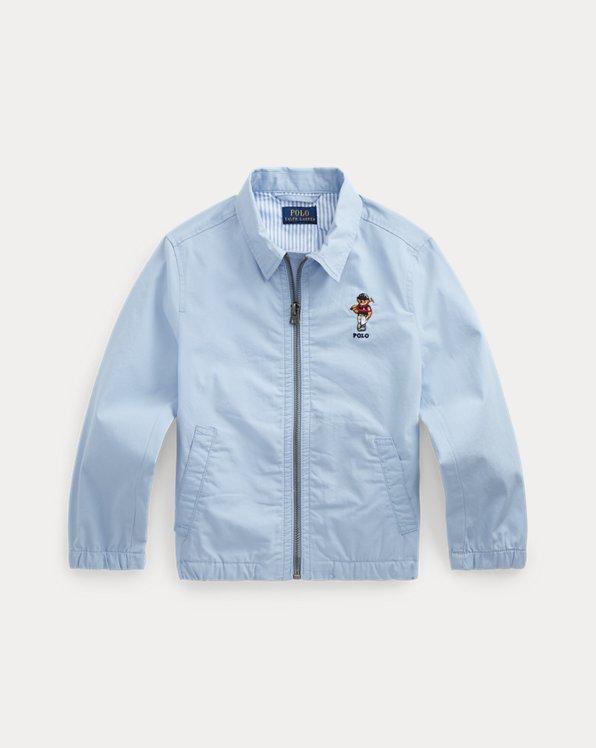 Bayport Polo Bear Cotton Jacket