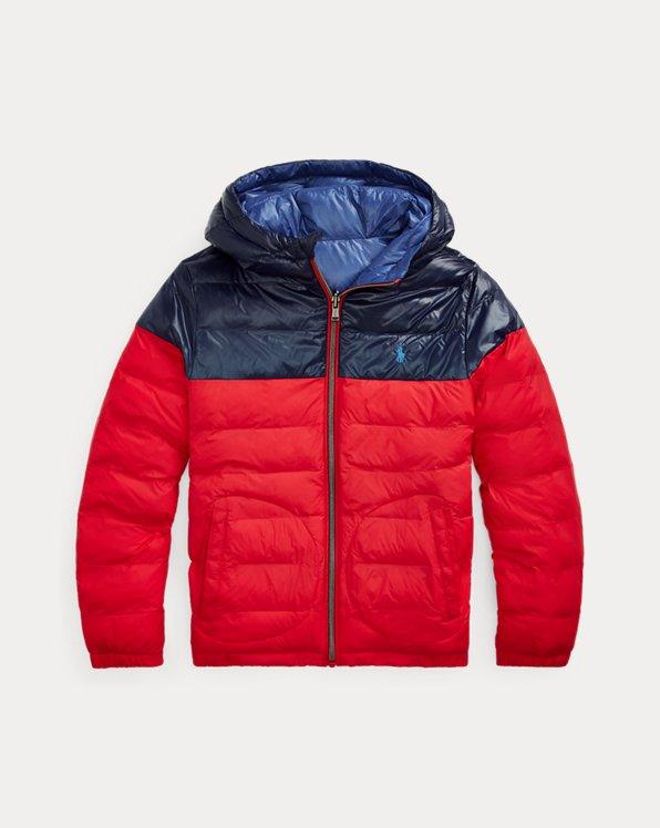 Reversible Water-Repellent Jacket