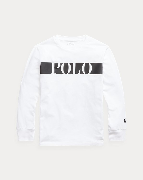 Logo Cotton Jersey Tee