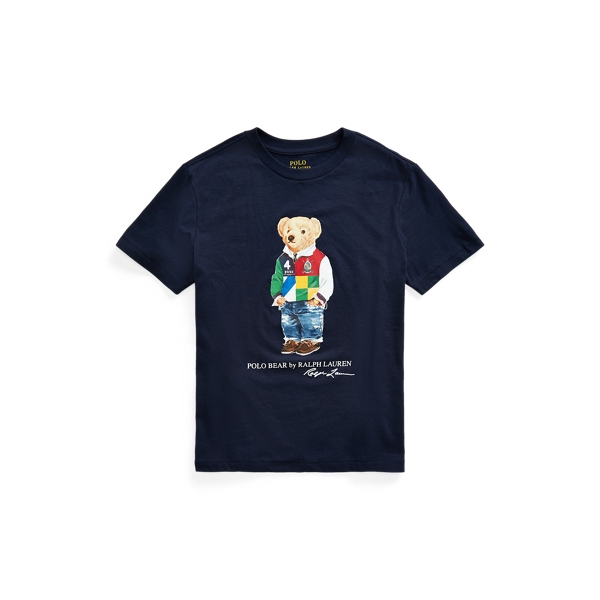 Polo Ralph Lauren POLO BEAR COTTON JERSEY TEE