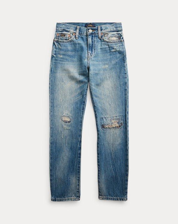 Sullivan Slim Distressed Jeans