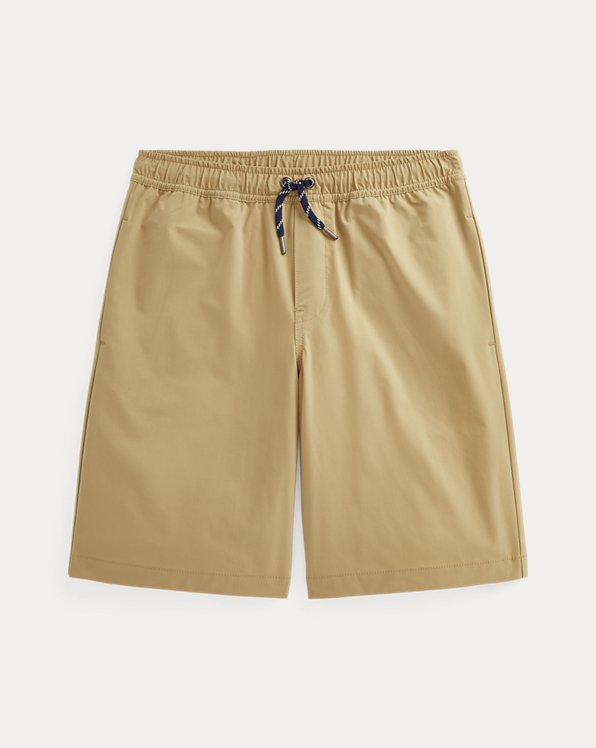 Water-Resistant Pull-On Short