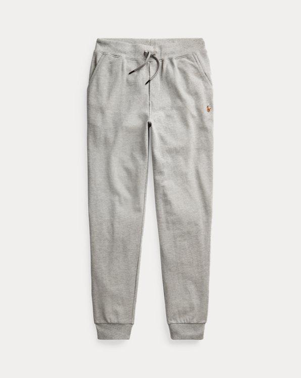 Cotton Mesh Jogger Trouser