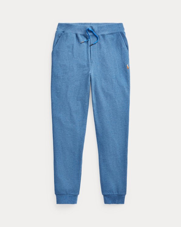 Pantalon de jogging en coton piqué