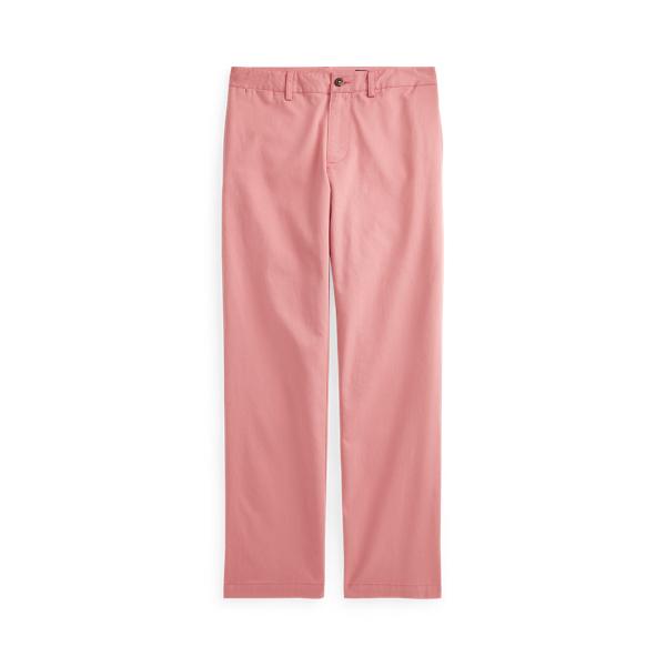 폴로 랄프로렌 보이즈 팬츠 Polo Ralph Lauren Slim Fit Stretch Twill Pant,Desert Rose