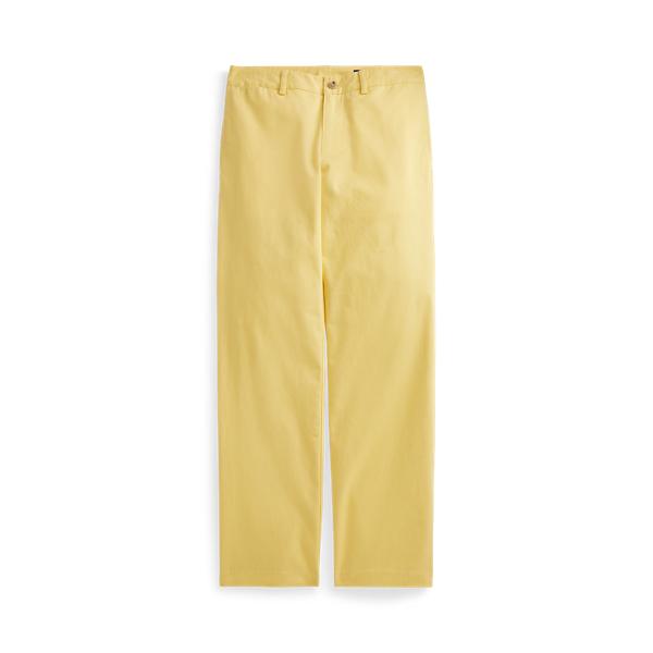 폴로 랄프로렌 보이즈 팬츠 Polo Ralph Lauren Slim Fit Stretch Twill Pant,Empire Yellow