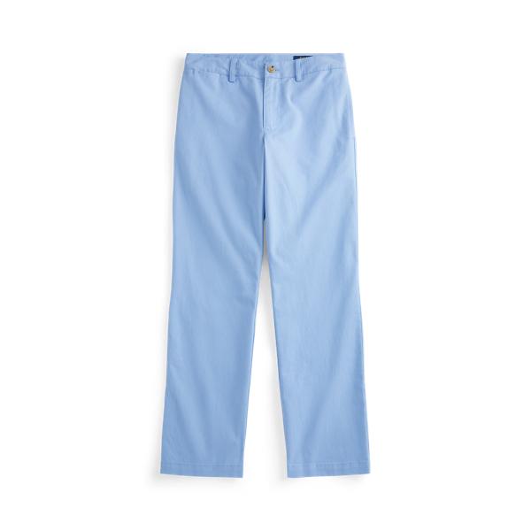 폴로 랄프로렌 보이즈 팬츠 Polo Ralph Lauren Slim Fit Stretch Twill Pant,Chambray Blue