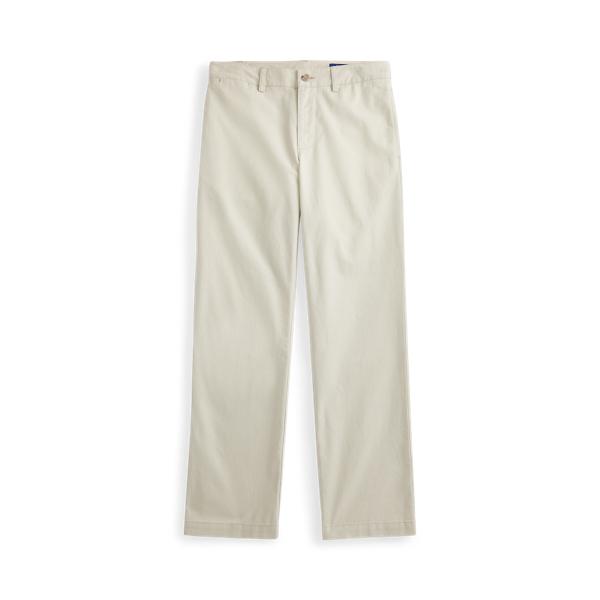 폴로 랄프로렌 보이즈 팬츠 Polo Ralph Lauren Slim Fit Stretch Twill Pant,Basic Sand
