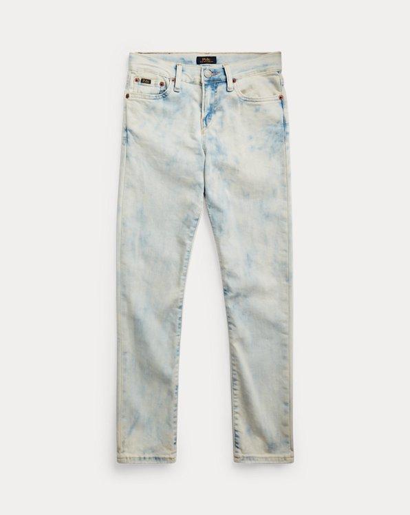 Eldridge Skinny Faded Stretch Jean