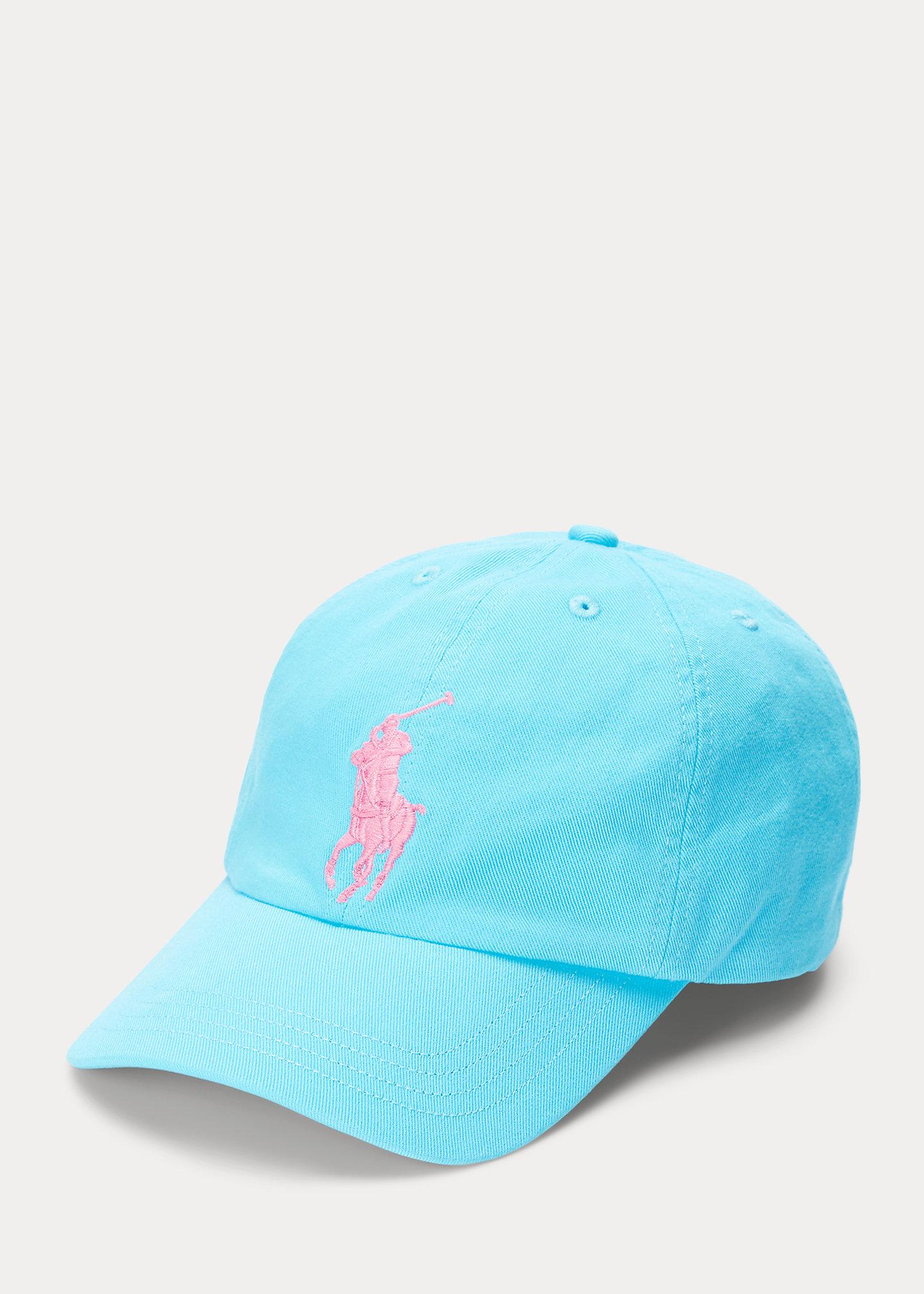 Polo Ralph Lauren Big Pony Cotton Chino Ball Cap