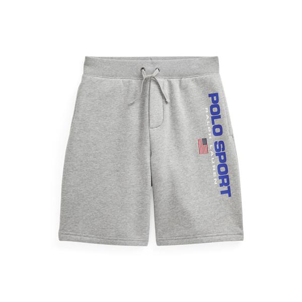 폴로 랄프로렌 보이즈 반바지  Polo Ralph Lauren Polo Sport Fleece Short,Andover Heather