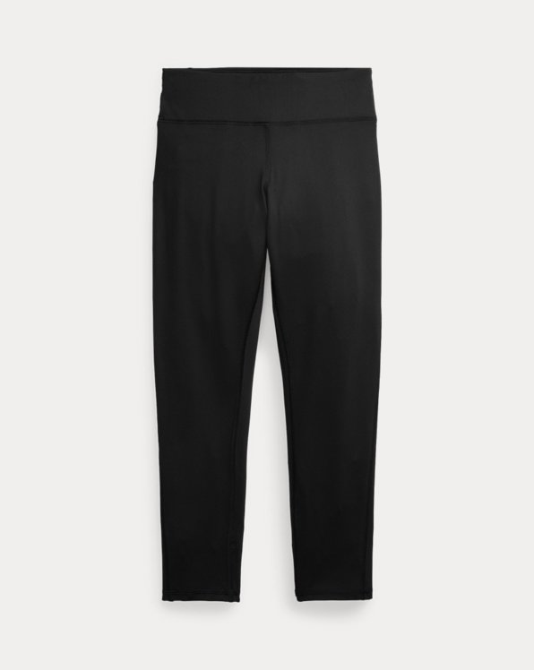 폴로 랄프로렌 걸즈 레깅스 Polo Ralph Lauren Stretch Jersey Legging,Polo Black