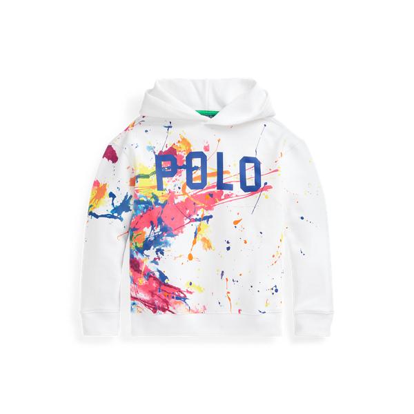 Polo Ralph Lauren PAINT-SPLATTER FLEECE HOODIE