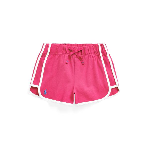 폴로 랄프로렌 Polo Ralph Lauren Stretch Mesh Pull On Short,Accent Pink