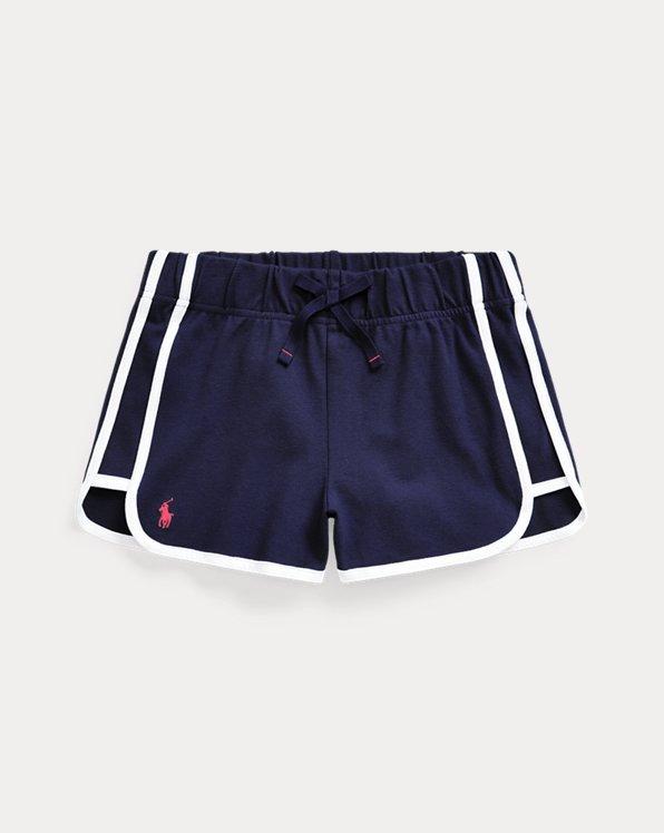 Stretch Mesh Pull-On Short