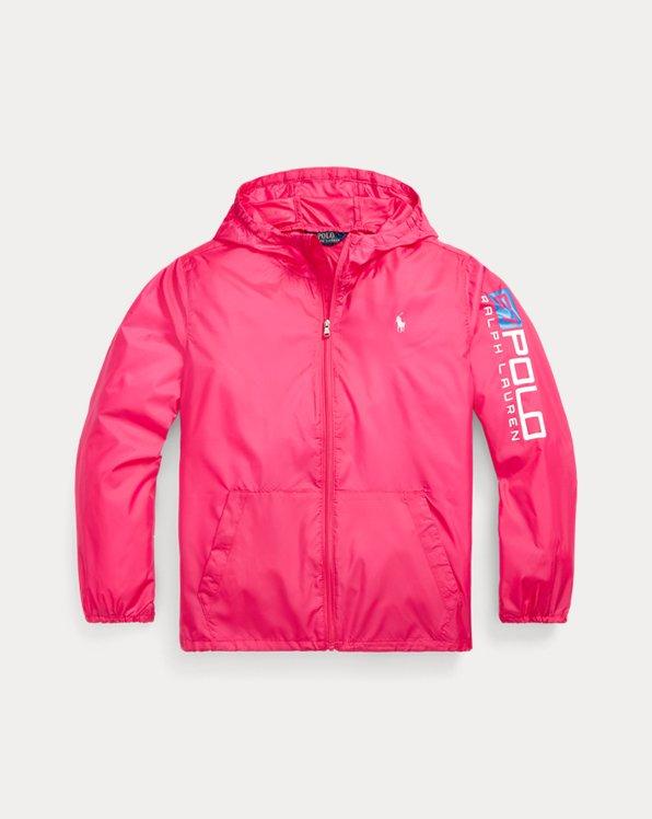 Water-Resistant Packable Ripstop Jacket