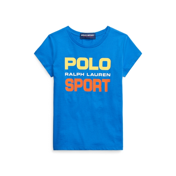 폴로 랄프로렌 Polo Ralph Lauren Polo Sport Cotton Jersey Tee,Spa Royal