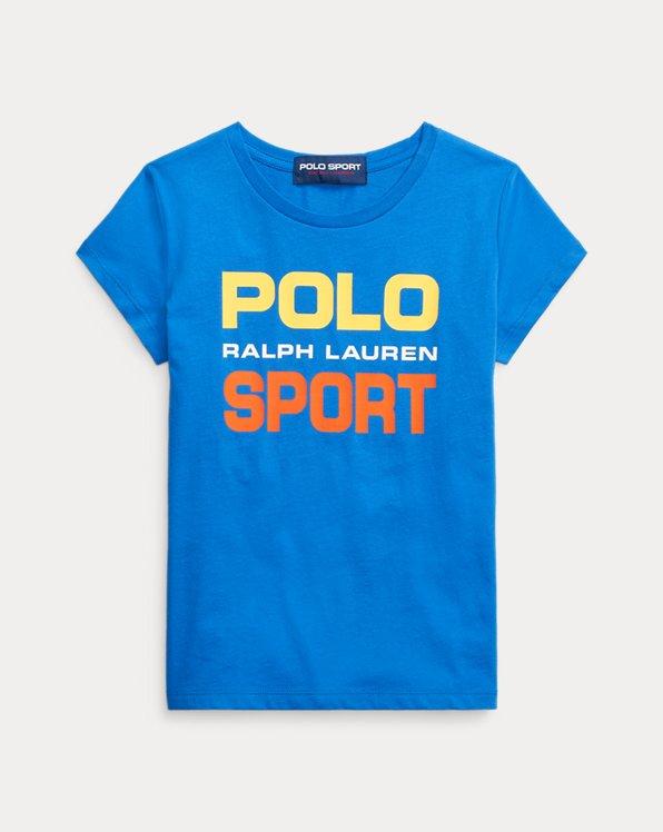 Polo Sport Cotton Jersey Tee