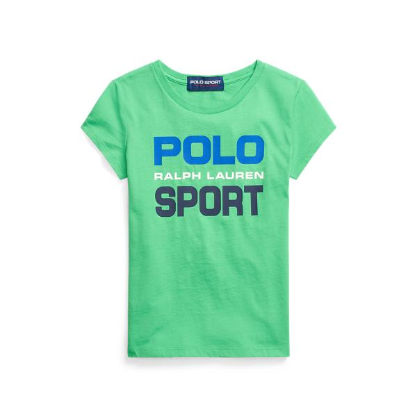 폴로 랄프로렌 Polo Ralph Lauren Polo Sport Cotton Jersey Tee,Neon Green