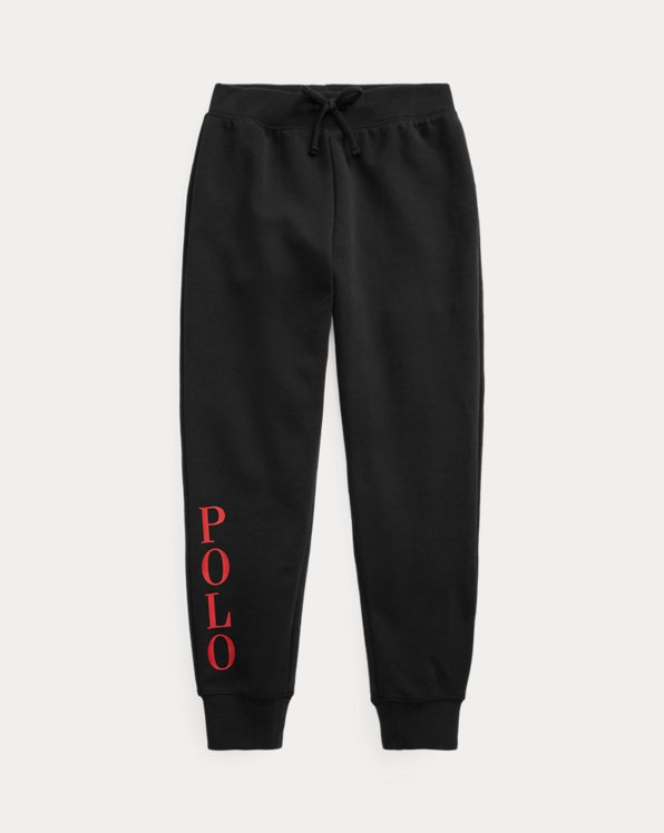 Logo Double-Knit Jogger