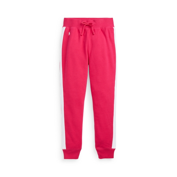 폴로 랄프로렌 Polo Ralph Lauren Cotton Blend Fleece Jogger,Sport Pink