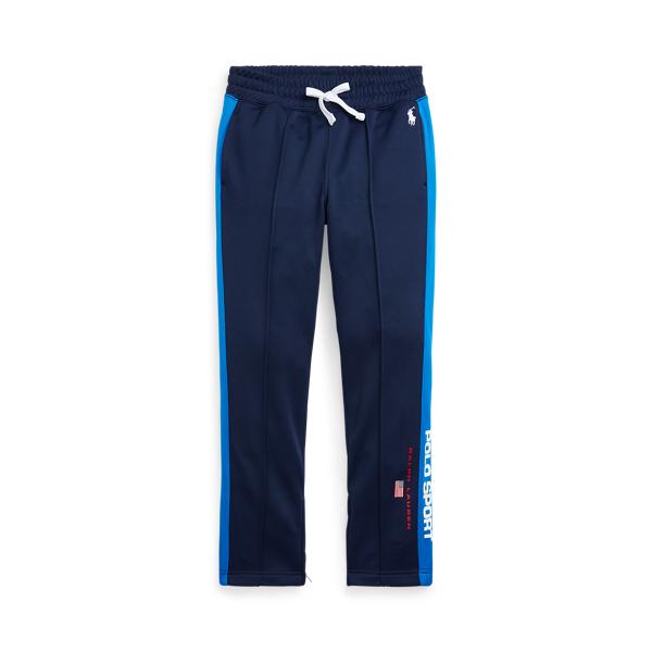 폴로 랄프로렌 Polo Ralph Lauren Polo Sport Fleece Track Pant,Navy/ Royal