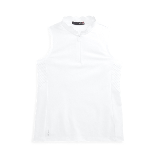 폴로 랄프로렌 Polo Ralph Lauren RLX Golf Performance Pullover,Pure White/Pure White