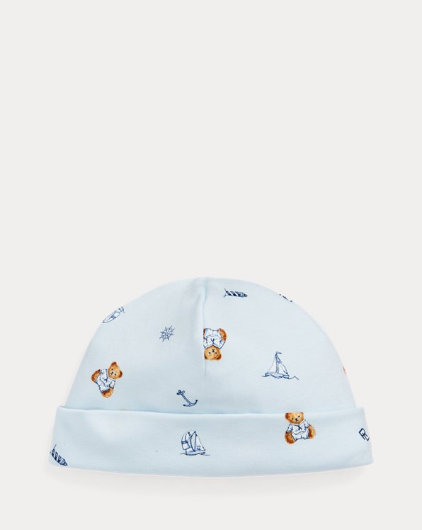 Polo Bear Interlock Hat
