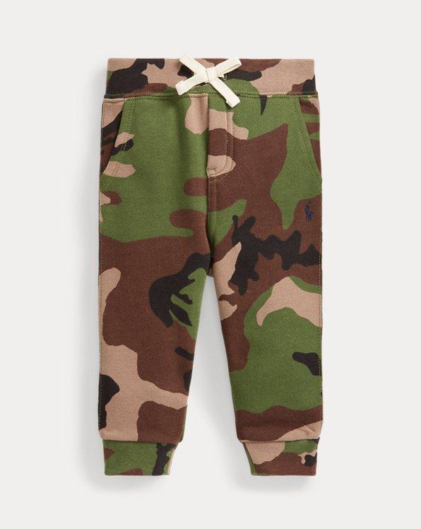 Pantaloni da jogging camouflage