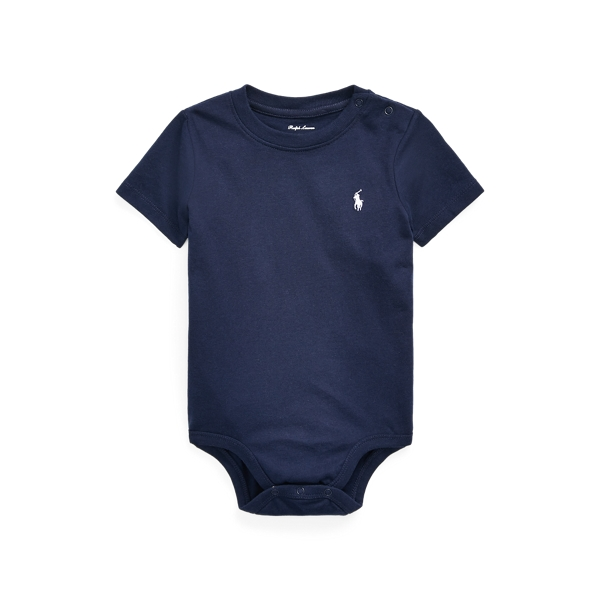 Ralph Lauren COTTON JERSEY BODYSUIT