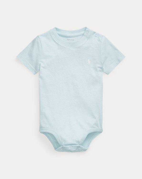 Cotton Jersey Bodysuit