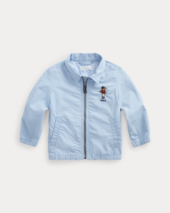 Bayport Polo Bear Cotton Jacket