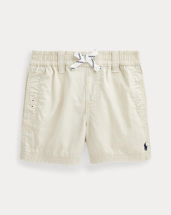 Chino Pull-On Short