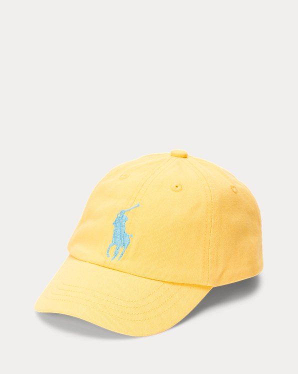 Big Pony Cotton Chino Cap