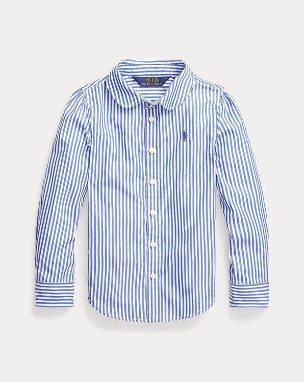 Bengal-Stripe Cotton Shirt