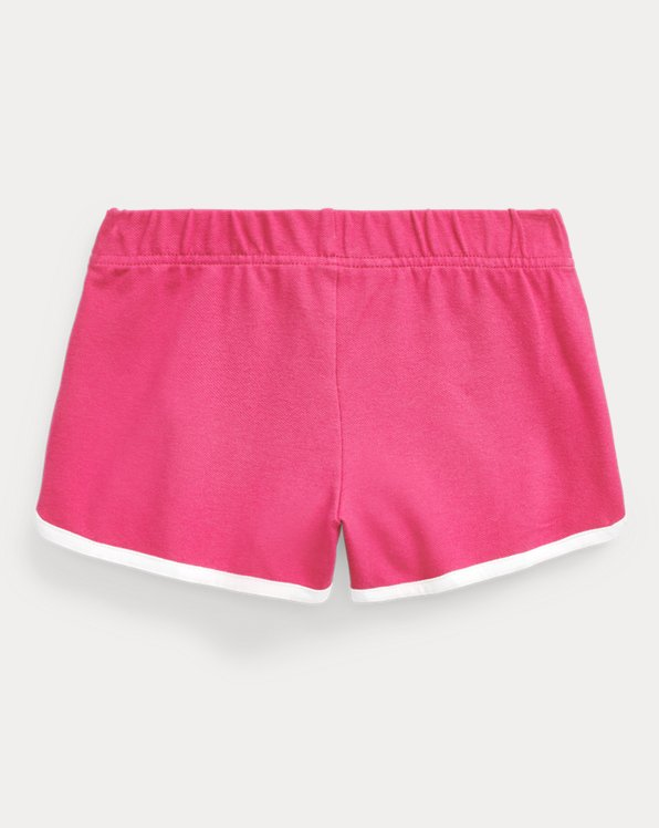 Stretch Mesh Pull-On Short