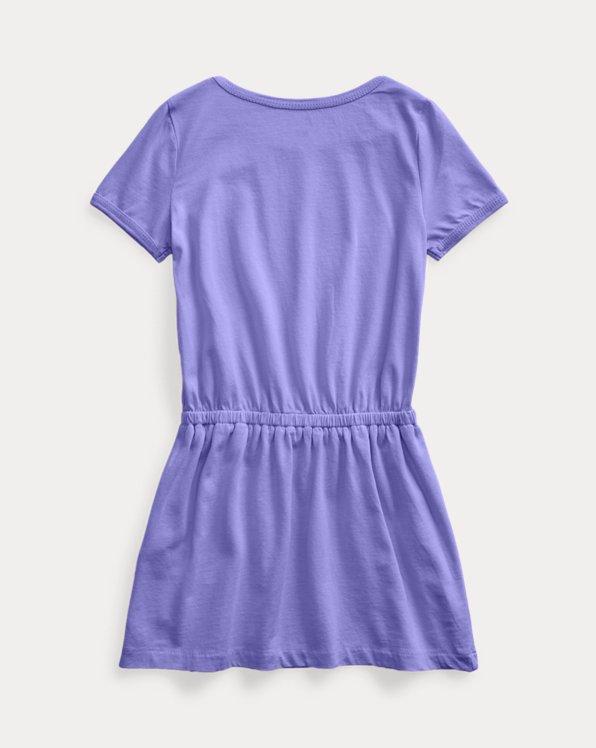 Cotton Jersey Tee Dress