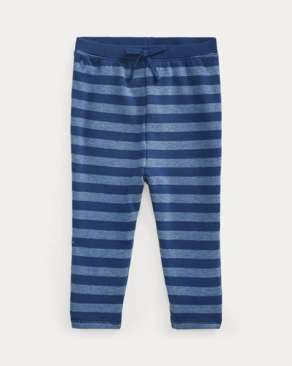 Striped Terry Pant